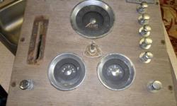1962 Cris Craft dash, $200.00 or best offer call 905-380-7097 niagara falls