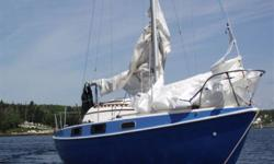 "1977 Tanzer 26 Sailboat LOA - 26' 4"" LWL - 22' 6"" Beam - 8' 8"" V berth, fibreglass, galley, head, quarterberth. This is an ideal entry level boat.  It is solidly built, simply rigged and handles well. Full description and photos on our website under boats"