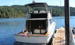 Meticulously maintained, turn key ready to go. Over 120k Invested in the last 4 years, receipts available. Contact seller for further details, far to much to list. Excellent live-aboard or weekend cruiser, sitting on our dock ready for sea trial. Contact