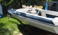 I am selling our 1978 cobra motorboat. It comes with a 70 hp mercury outboard motor , easy to load trailer ,new seats , skibar with pulling rope (to pull skis,wakeboards or tubes),4 lifejackets.   Motor runs but need some adjustments.   asking 1300$ obo