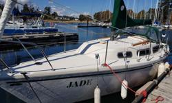 1979 Catalina Sailboat in great condition, very well maintained. I've been sailing her every season since I purchased her in 2013, and shes ready to sail right now. Currently moored at CFSA in Esquimalt - looking to sell since I'll be deployed and don't