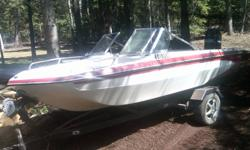 1979 Glastron tri-hull boat with 90hp mercury outboat motor for sale.  Boat has new boat cover ($200), fish finder ($400) and motor was motor lines were fixed 2 years ago.  Too fix the motor and lines was $1900.00 and have only had the boat in the once