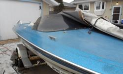i am selling my 1979 swiftsure glastron ski boat with trailer, boat and trailer are in great shape but 1981 150hp mercury outboard over heated and now needs rebuild. motor is completely disassembled...everything in boat works looking for trade or cash
