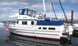 Lasata is a well kept 42' CHB with 150 hp John Deere with only 3000 hours. Would be a great live aboard. Lots of space and all the electronics. Ready to cruise. Comes with 2013 survey. For additional photos and information please copy and paste this