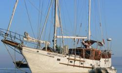 "MASSIVE PRICE DROP: $50,000 Very Movitated Seller! June 7/18 survey: No deficiencies. No recommendations. Vessel condition is ""VERY GOOD"" and perfect for offshore and coastal sailing. Dreamspeaker II is a wonderful ketch. What's your dream? Perhaps she"