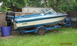 $4,800 OBO 1982 Lund 16.5 ft Family/Ski Boat 115HP Mercury Deep V Open bow 6 person seating All seats are in excellent condition Motor just had a tune up & new starter installed Ski pole Swim ladder Kicker motor mounting bracket Humming bird fish finder