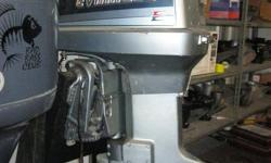 1986 Evinrude 120 hp Fresh, complete powerhead No controls, Motor only!   Call Jaret 293-2774
