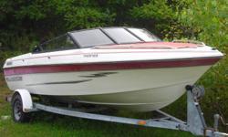 1989 Sunbird Bowrider for sale, 5.0L OMC Cobra H.O. motor. Trailer included. $3500 o.b.o.
