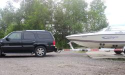 Mercruiser 3.7 Alpha 1, I / O .8 passenger Bow Rider, deep hull, great for deep water, excellent for all your water needs- tubing, water skiiing, etc. Comes with life jackets, water tube, and all safety equipment. Has new carpet, new battery, new cd