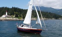We have not seen an offshore sailing vessel in this size and category, in better condition...ever. Hundreds of thousands of dollars have been spent getting this yacht to a better than new condition, using the very best trades in Vancouver, including