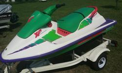 1993, runs well, may need battery..www.CheapSleds.ca text 306-227-9754