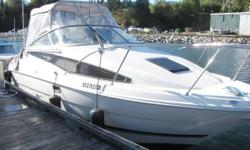 Sea Esta is a very nice 1995 26' Bayliner Ciera 2655 Sunbridge. Well kept, sleeps 4. Powered by a Mercruiser 5.7L inboard/outboard. Does not have a trailer. Owner open to offers. For additional photos and information please visit