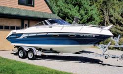 1995 23FT MARIAH CUDDY CABIN Extremely Clean 1995 Mariah 235 Davanti. Powered by a 300hp Volvo Duo Prop with Stainless Steel props. This boat has a Sport interior with a fully Fiberglass Lined Floor, Built in Cooler & Anchor Locker, Fully integrated Swim