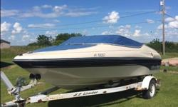 1996 Silverline, 18ft, 4.3V6, open bow, new battery and soleniod, fluids and filters changed, bow and cabin covers, storage tarp, life jackets, tubes.