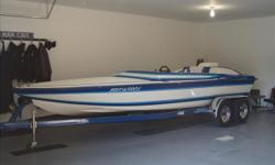 Just Reduced!!! All we can say is wow!!! Brokerage unit, custom built and it is impressive. 85 MPH with a 500 HP Mercruiser only two are known to be imported from the US. Only 170 original hours and this boat looks new. Always garage kept and in a climate