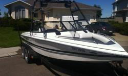 1998 Tige (tee-guh) PRE2002WT Competition Direct Drive Boat $17000 - THIS WEEK ONLY!!! REDUCED FOR QUICK SALE! - Mercruiser 350 Magnum MPI 5.7L - 310 HP - Wakeboarding/Surfiing/Wakeskating/Body Surfing/Slalom Skiing.....anything - Mint - Black Ten Foot