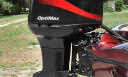 Boat is completely solid inside and out.    Carpet is in nice shape.  Handles awesome on the water.  Gelcoat is smooth and shiny.  Plenty of dry storage  for gear.  Great all around boat.  24 volt Minn Kota 80 lb thrust works great.  Gauges, Light, live