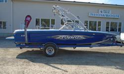 "Description: Attention all you wakeboard/surf and water sports enthusiasts! This 2004 Moomba Mobius LS ""The Official Towboat of the Gravity Games"" has been very well kept and is ready for all your water sports needs. The interior is in good shape with a"