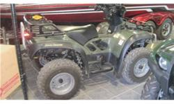 This hard to find bike is in excellent condition: * step through seat * dual winches - front and back * very large forward storage compartment * removable hitch