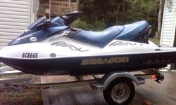 YOU ARE VIEWING A 2005 SEADOO GTX 155 4 TEC 4 STROKE WITH LOW HOURS, THIS MACHINE IS IN EXCELLENT CONDITION AND IS GREAT FOR TOWING TUBES,SKIERS OR WAKEBOARDS. THIS IS THE MOST RELIABLE LONG LASTING ENGINE THAT SEADOO BUILDS AND WITH EXCELLENT FUEL