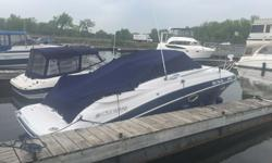 Price: $45,995.00 *Location: Kingston *Availability: In Stock *Year: 2006 *Manufacturer: Four Winns *Model: 258 Vista *New/Used: Used *Hours: 76 *Condition: Excellent *Title: Clean *Stock #: Brokerage 60 *Length Overall: 26' *Fuel Type: Gas *Engine Make: