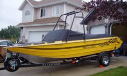 Way too many options to list here. Email for information and I'll send you the build sheet. I had this boat custom made in 2006 and it has 37 lake only hours pulling tubes and wake boards. Immaculate condition. Stored inside since new. Building a new