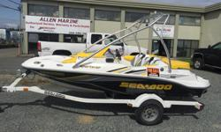 Pristine 2006 Seadoo sportster for sale. 215 hp Rotax power plant. this machine is fast and super clean. Must be seen to appreciate. asking $12,995 obo Call Steve to view in person - 250-585-7880