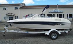 2006 SEASWIRL 170 BR FOR SALE Description: This spring special will get you on the water to have a blast with this very well maintained bowrider. All set for the water with a Humminbird depth/fish finder, complete camper top with bimini, bow and cockpit