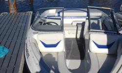 3.5 Mercury Stern Drive Comes With Travel Tarp and Trailer All Service Up to Date Boat has some Minor Scratches PLEASE NOTE BOAT IS NOT LOCATED ON OUR SITE BUT AT BUENA VISTA,,PLEASE CALL 306-790-7000 IF YOU WOULD LIKE TO VIEW Please visit