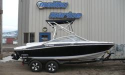 Year: 2007 Model: 200 Engine: Mercruser 5.0 LTR Trailer: T/A Trailer Specs: 2007 Four Winns 200 Horizon 5.0 Ltr Merc Engine with 134 Hours T/A Trailer with disk brakes on both axels   5.0 V8 Mercruiser 270 HP, Clarion AM/FM/CD, Depth Finder, Lay in