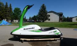 2007 Kawasaki SXR 800 Stand up Jet ski Runs great, good shape showing normal wear and tear. Call 306 537 5052 or 306 737-2876