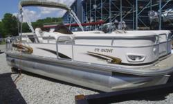 2008 Princecraft Vantage L 22 ' pontoon boat powered by a Mercury 60 hp 4 stroke efi bigfoot, mooring cover, bimini, 25' tubes, great shape and low hours.  $19,995.00  call  705 286 6862