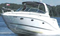 $64,999.    NEW PRICE 2008 RINKER 280 EXPRESS CRUISER** UPDATE: DISCOUNTED SEASON PRICE. ** One owner,  - LIKE NEW, Maintained by the local dealer, Length: 31.5 feet Over All, Width: 9.1 feet, Engine: 6.2 Merc, Bravo 3 dual props, Trim Tabs, Lowrance GPS