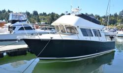 The Coastal Craft 300 is a spacious and versatile design. The design has a large cockpit, great amenities and a warm well finished interior. Whether exploring North West waters or pushing through weather in search of a Tyee, this year round boat will get