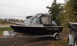 WE HAVE A BRAND NEW 2010 SMOKERCRAFT 162 PHANTOM WITH A YAMAHA F90 FOURSTROKE MOTOR FOR SALE, THIS BOAT COMES WITH:   -YAMAHA F90 -SINGLE AXLE TRAILER W/ LOAD GUIDES -FISHERMANS TOPS -FISH WELL -BENCH SEATS -ROD HOLDERS -TILT STEERING -3 YEAR MOTOR