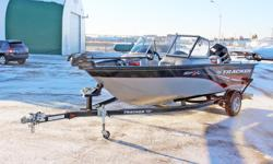 Warranty Till July 7,2017!! **LIMITED TIME OFFER** REGULAR: $27,995 $2000 SAVINGS! POWER-UP SAVINGS: $25,995 w/115 HP EXLPT OPTI INCLUDES: Lowrance® X96 TX Fishfinder, Minn Kota® 12V Trolling Motor, & Livewell System!! *Offer Expires End of Month Standard