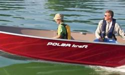 2011 V1470 Sometimes just getting out on the water is enough. With the Dakota Series, you get all of the dependability, performance and comfort you expect from Polar Kraft in an agile, easy-to-transport boat. Life doesn?t have to be complicated or