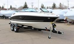 **LIMITED TIME OFFER** REGULAR: $46,995 $4,000 SAVINGS! POWER-UP SAVINGS: $42,995 w/ Mercruiser® 350MAG MPI 300HP INCLUDES: Snap-In Carpet, Bow & Tonneau Cover w/Walk-Thru Curtain Gate & Stainless Steel Enertia Prop!! ONLY 57.4 HOURS!! *Offer Expires End