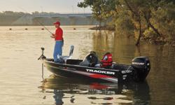 2012 Tracker SuperGuide V16 SC The 16 foot (4.88 meter) TRACKER® Super Guide? V-16 Side Console fishing boat is compact and agile enough to maneuver the nation?s most intimate rivers and lakes - yet its rugged aluminum Deep V hull can handle more