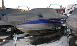 Tracker fishing boats now here.  Super Guide 16' with side console and 40hp.  Pro-Guide 17's with either 90 or 115hp.  Targa 18 Combos with 115 or 150 Optimax engines.  Come see them at the TEC Centre beginning Jan 27.  Free Admission.  Indoor show and