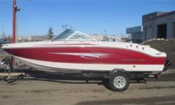 Colour Red Price: $28,750 Stock Number: CHAPARRAL Engine: 220 hp 4.3 Mercruiser Chaparral 19h20 fish and ski 3year warranty Price drop!!! No tax $180/month!!!! 220 hp 4.3 mercruiser new reman with 3 years warranty $(6500) Private sale financing available