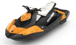 Bought this Sea-Doo new only selling because the kids are scared,only use 3 times. The Sea-Doo can carry maximum 3 people. Comes with trailer. Asking $10,500 OBO