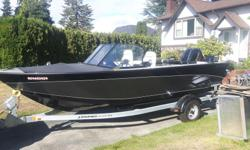 For Sale - Brand new -just broken in 2015 20ft Legend Extreme boat. Local owned and local purchased - full warranty's still available. Includes 1-150 hp Mercury engine & 9.8 hp Mercury. Well maintained, forced to sell due to health issues. This boat needs