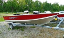"""""""Leave your worries on shore."""" The WC is a solid boat with genuine Lund construction for reliable performance that lasts and lasts. WC 14 Length: 14'6"""" Beam: 69"""" Transom: 20"""" OB Rating: 25 HP 15"""" transom available on an ordered boat Beat the exchange,"""