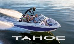 The TAHOE 500 TS has an all-new hull that was specifically designed to create bigger and better wakes. As you and your crew take turns on the tow rope, count on the 500 TS to provide one thrill after another. The hand-laid POWERGLIDE hull gives you a