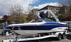 2016 Campion SV3 This performance tow boat brings together sophisticated technology and well thought out design into one of the best suited boats for recreational water sports. The Campion SV3 makes an awesome wave without all the complicated gadgets with