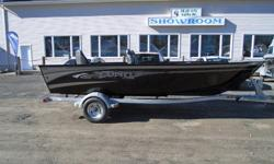 Meet the newest member of the Lund family. A perfect fishing boat. Once you've spent time in a Rebel, you'll be mighty surprised by how much more boat you get for your buck. Loaded with Lund quality and fishability, easy-to-run Rebel models are a great