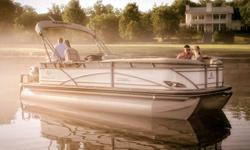 "**LIMITED TIME OFFER** REGULAR: $65,995 - $3000 CASH ALTERNATIVE = $62,995 w/150L 4Stroke LIMITED TIME BONUS: Upgraded Cover & Fishfinder! Includes Sun Tracker 10+Life Warranty ""The Best Warranty in the Pontoon Business""! *Offer Expires End of Month"