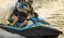 PAYMENTS AS LOW AS $39.35/Wk with ZERO DOWN!!! On approved credit 2016 SEA-DOO SPARK 2-UP ROTAX 900 HO ACE IBR & CONVENIENCE PKG PLUS UNBEATABLE FUN FROM THE MOST ACCESSIBLE WATERCRAFT The Sea-Doo SPARK makes your family's dream of great days on the water
