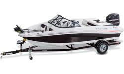 All-NEW Model! The TAHOE 550 TF is an all-new outboard-powered Ski & Fish model for 2016! The 2 removable fishing seats have designated storage spaces and bags with bow & aft positions. Between the driver and passenger consoles is a walk-thru tempered